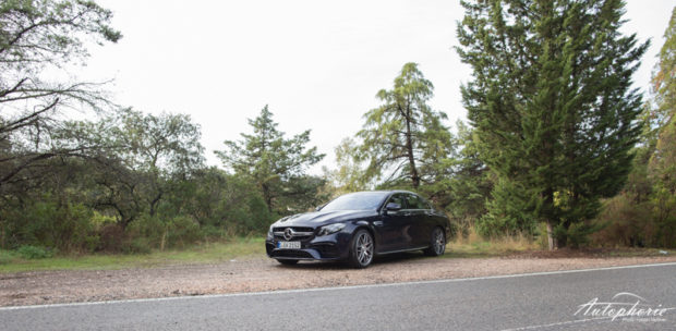 Mercedes-AMG E63 S 4MATIC+ Testbericht