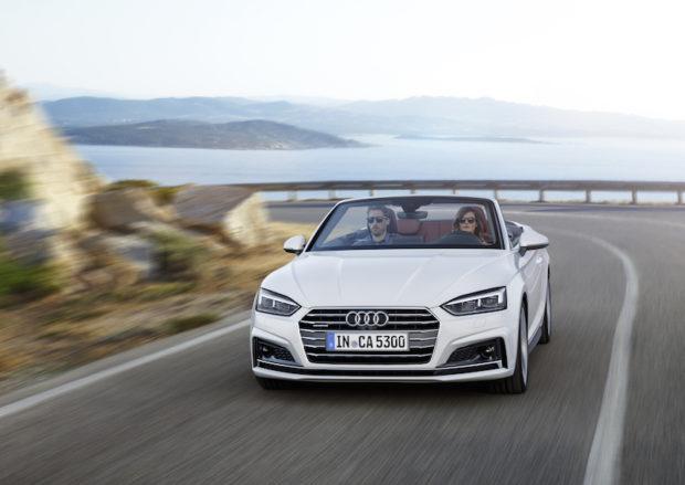 Audi A5 Cabrio 2016 Front