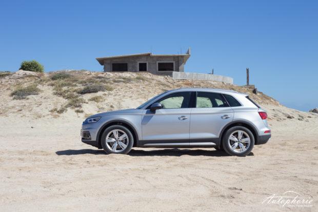 Neuer Audi Q5 Dynamic