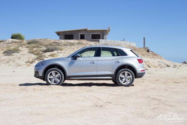 Neuer Audi Q5 Offroad