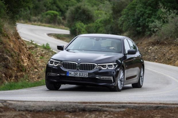 BMW 530d xDrive test