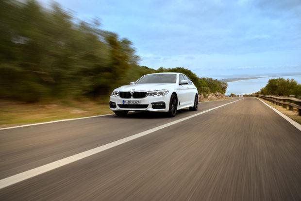 BMW 5er G30 BMW 540i