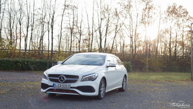 Mercedes-Benz CLA 250 Sport Shooting Brake