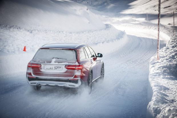 E-Klasse All-Terrain Schnee