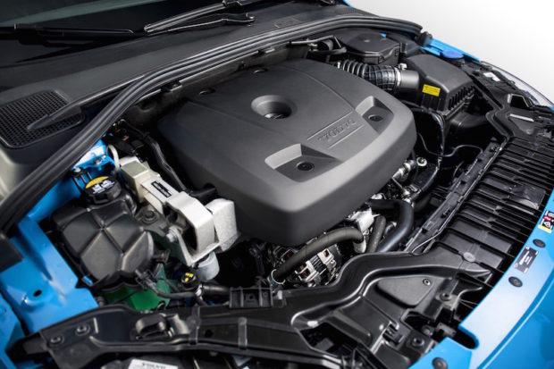 Volvo V60 Polestar Motor