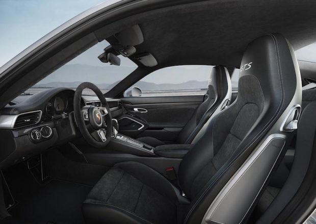 Sitze 911 Carrera 4 GTS