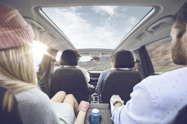 Neuer Opel Crossland X Innenraum