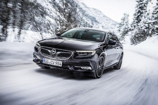 Opel Insignia Grand Sport Allrad