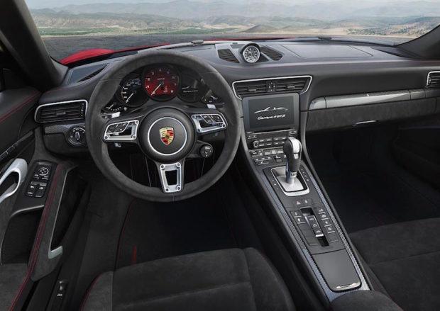 Interieur 911 Carrera GTS