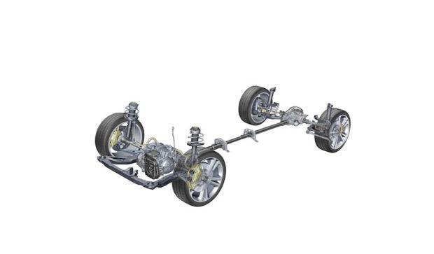 Insignia Grand Sport Allrad System