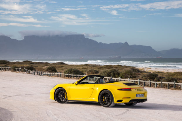 Porsche 911 GTS Cabriolet Allrad