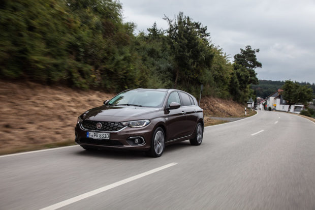 Fiat Tipo Front