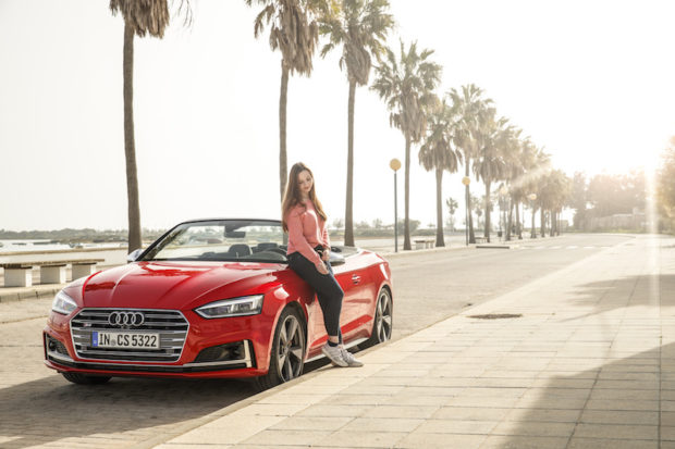 Audi S5 Cabriolet Larissa