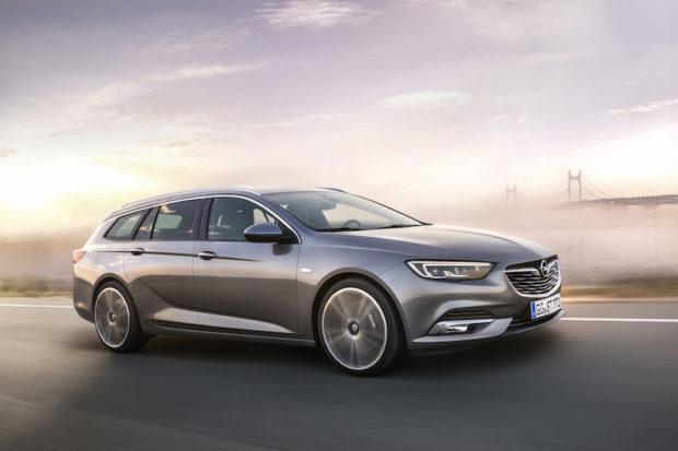 Neuer Opel Insignia Sports Tourer
