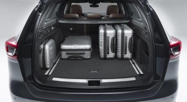 Neuer Opel Insignia Sports Tourer Kofferraum