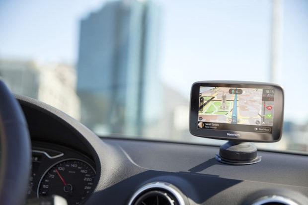 TomTom GO 6200 Navigationssystem