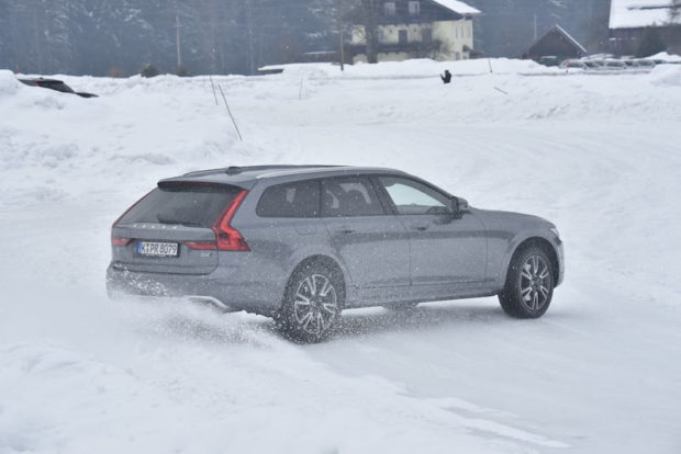 Volvo V90 Cross Country Heck