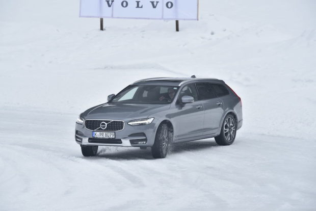 Volvo V90 Cross Country Drift
