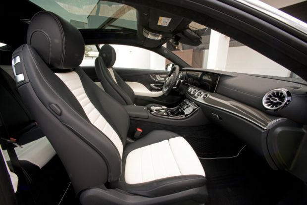 Mercedes-Benz C238 E400 4MATIC Coupé Innenraum