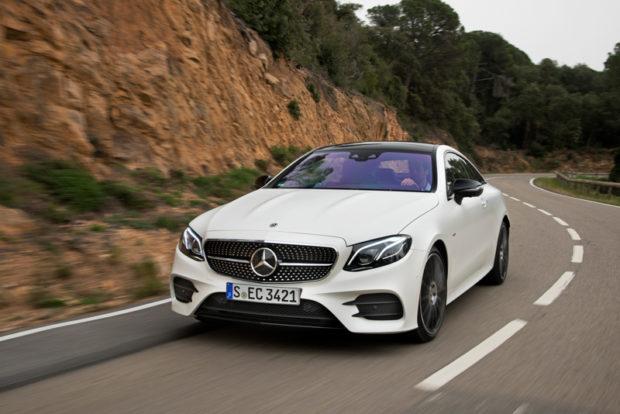 Mercedes-Benz C238 E400 4MATIC Coupé Front