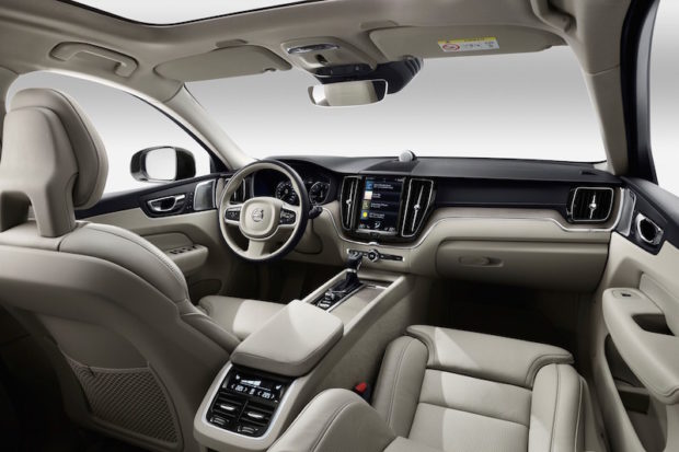 Neuer Volvo XC60 Innenraum