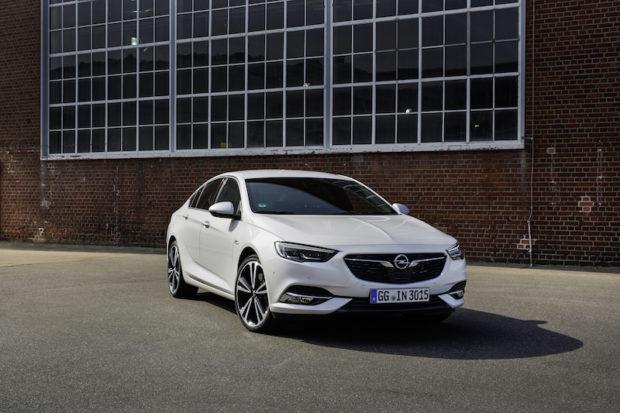 Opel Insignia Grand Sport Weiss 20 Zoll