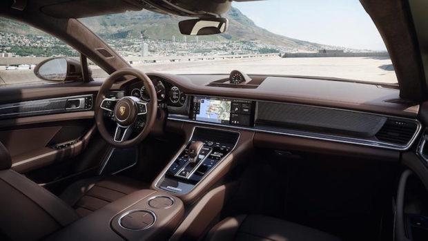 Porsche Panamera Sport Turismo Cockpit