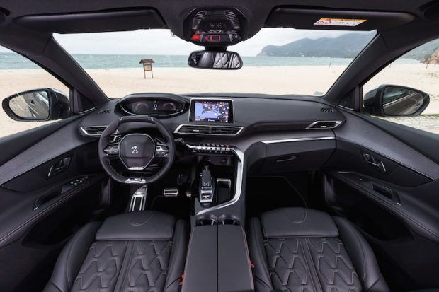 Peugeot 5008 neues i-Cockpit