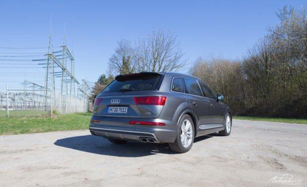 Audi SQ7 Heck