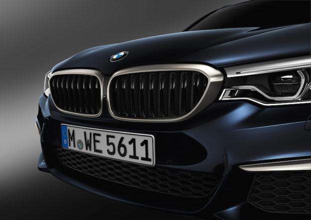BMW M550d xDrive Nieren