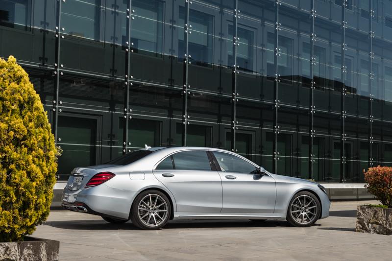 luxus-hightech: die brandneue mercedes-benz s-klasse - autophorie.de