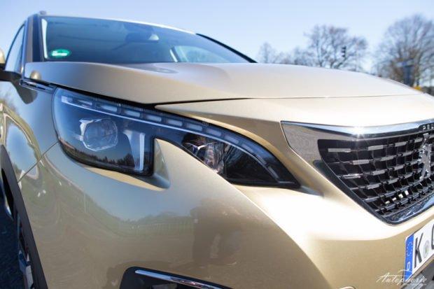 Peugeot 3008 LED Scheinwerfer