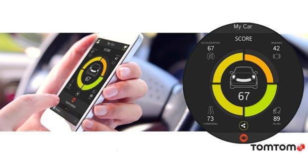 TomTom Curfer App