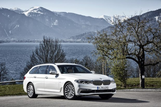 BMW 5er Touring Front Luxury Line