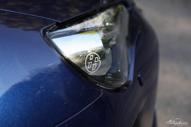 Toyota GT86 2017 Facelift Scheinwerfer