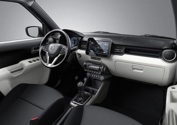 Suzuki Ignis Cockpit