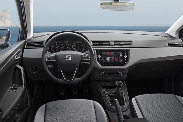 Neuer Seat Ibiza Innenraum
