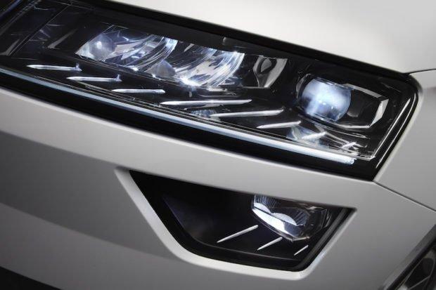 Skoda Karoq LED Scheinwerfer