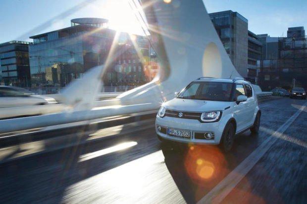 Suzuki Ignis Front Scheinwerfer