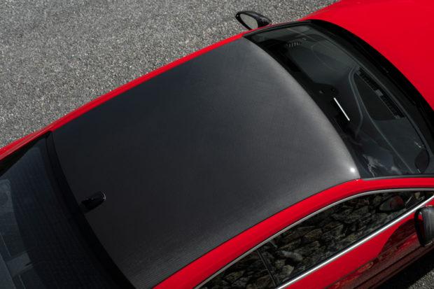 Carbondach Audi RS5