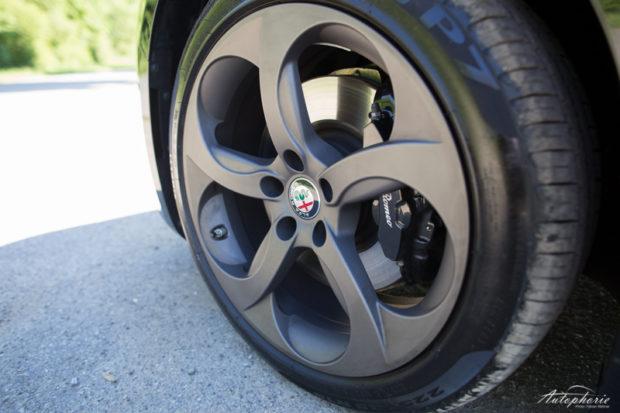 Alfa Romeo Giulia Veloce Felge