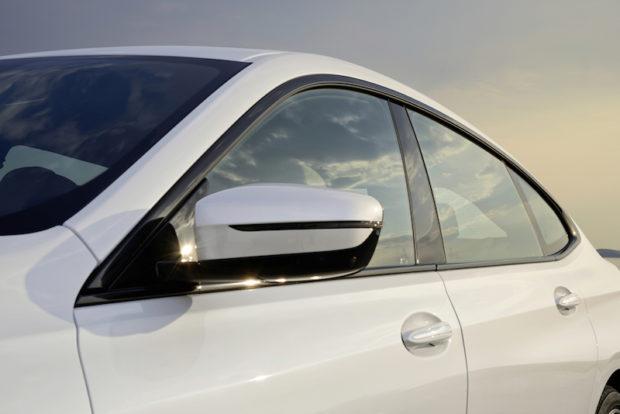 BMW 6er Gran Turismo Fenster