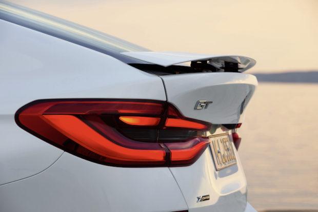 Spoiler BMW 6er Gran Turismo
