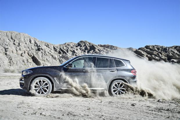 BMW X3 G01 Sand