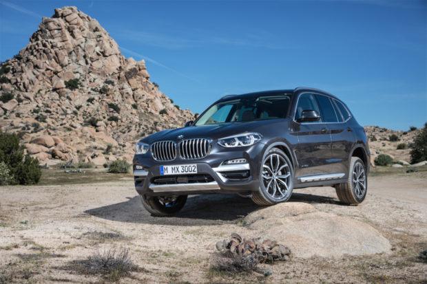 BMW X3 G01 Front