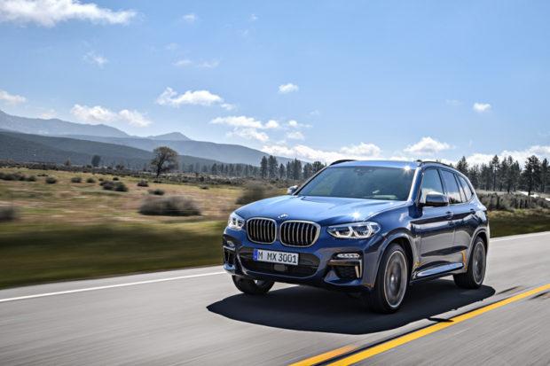 BMW X3 M40i G01