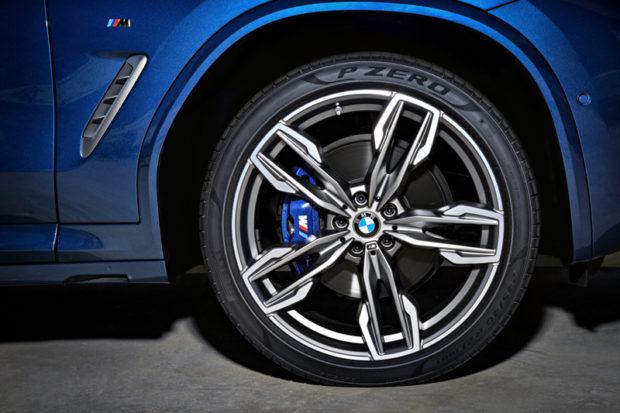 BMW X3 M40i G01 Felge