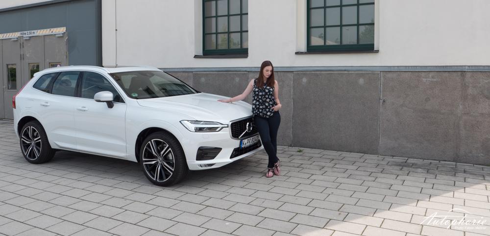 Der Kleine 90er Volvo Xc60 Im Ersten Fahrbericht Autophorie De