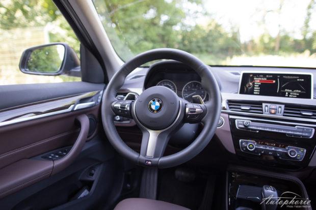 BMW X1 F48 M Lenkrad