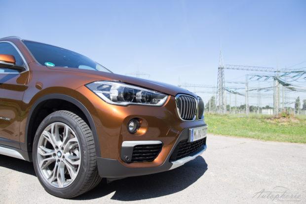 BMW X1 F48 xLine Front